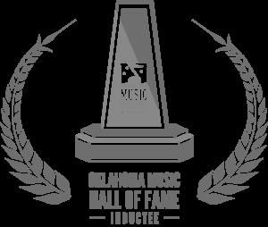 Mabee Center Oklahoma Music Hall of Fame Award Dark